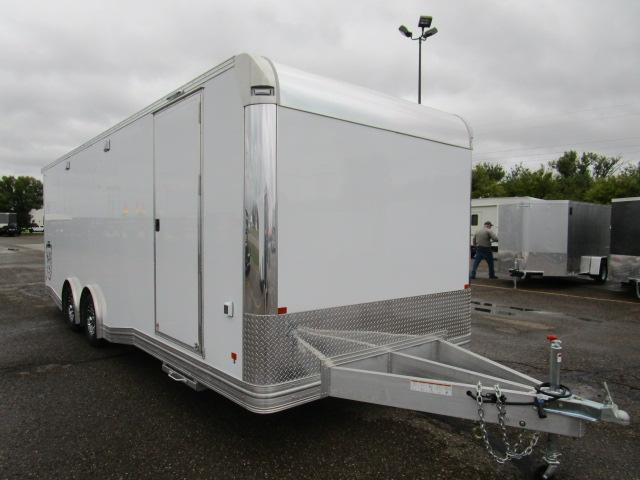2019 Mission C8.5X24CH-IF Enclosed Cargo Trailer Car Hauler B020075