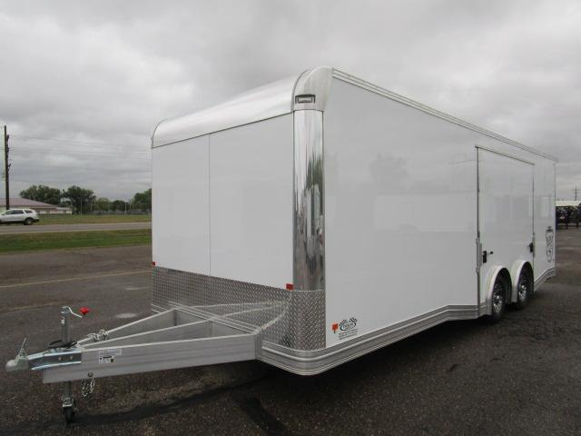 2019 Mission C8.5X24CH-IF Enclosed Cargo Trailer Car Hauler B020075 in Ashburn, VA
