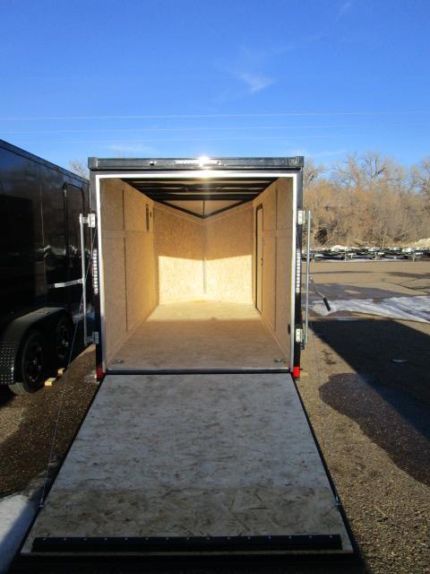 2019 Impact Trailers ISB612SA Enclosed Cargo Trailer