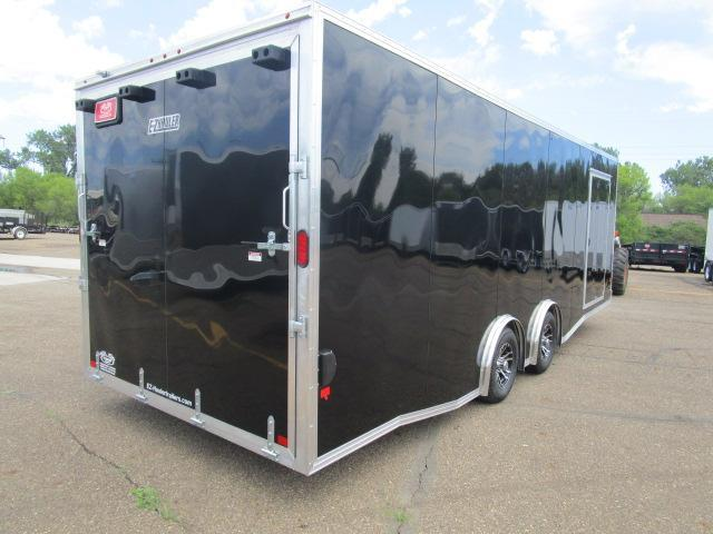 2018 EZ Hauler EZEC8x24CH Car / Racing Trailer