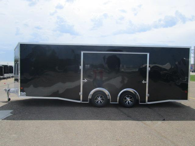 2018 EZ Hauler EZEC8x24CH Car / Racing Trailer in Ashburn, VA