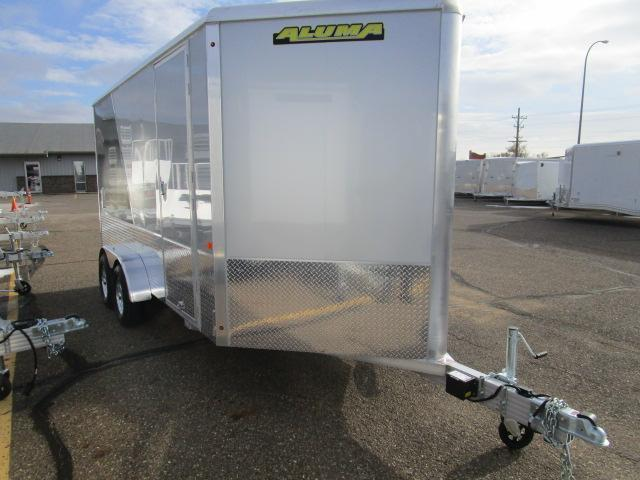 2019 Aluma AE714TAM Enclosed Cargo Trailer