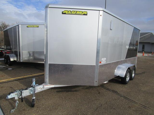 2019 Aluma AE714TAM Enclosed Cargo Trailer