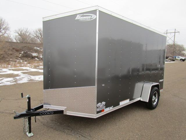 2019 Formula Trailers FSCAB6.0X12SI2FF Enclosed Cargo Trailer