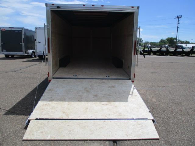 2019 RC Trailers RWT8.5x20TA3 Enclosed Cargo Trailer