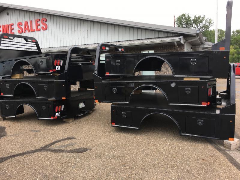 2019 PJ Truck Beds GS-03946034SD Truck Bed