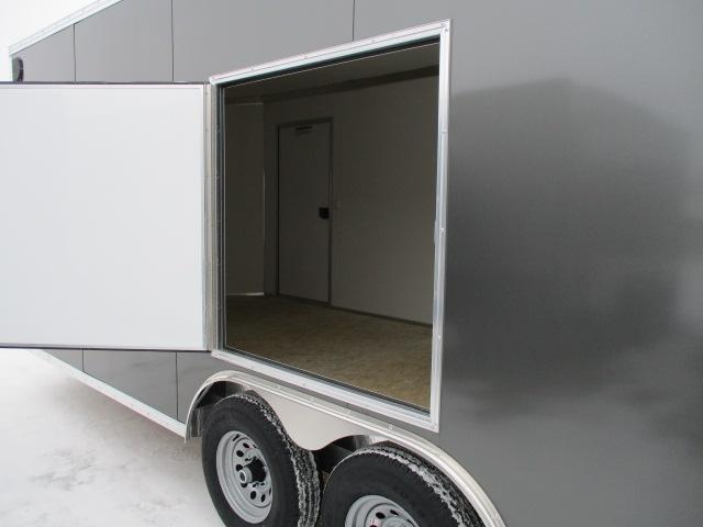 2019 EZ Hauler EZEC8X20CH-IF Enclosed Car Hauler Trailer