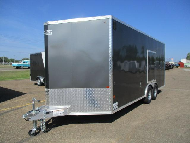 2019 EZ Hauler EZEC8X20CH-IF Enclosed Car Hauler Trailer