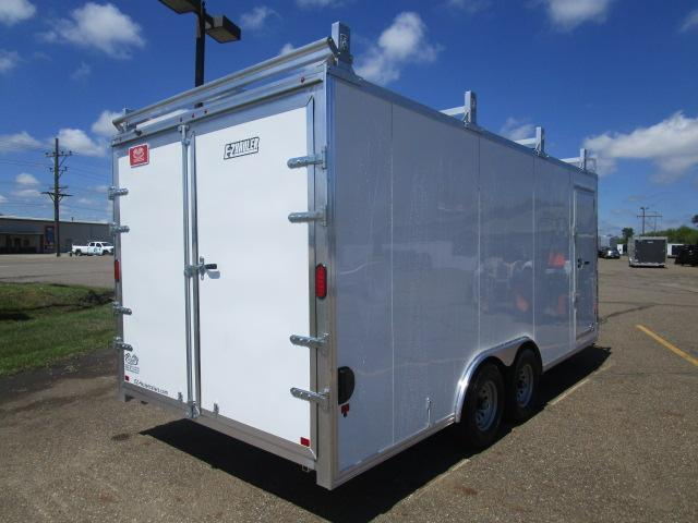 2018 EZ Hauler-EZEC8X18UCP-Enclosed Cargo Trailer