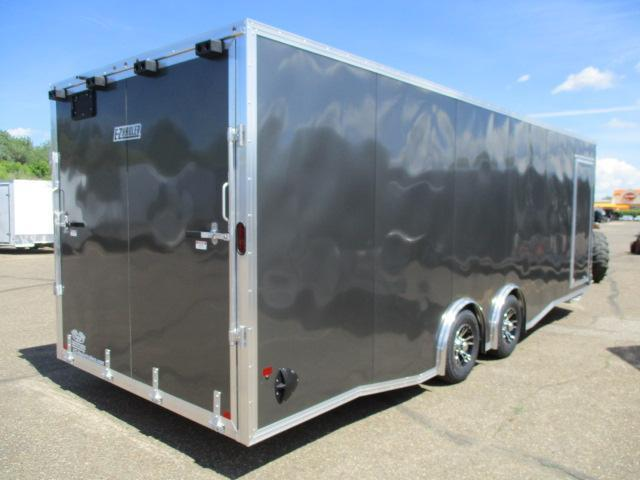2019 EZ Hauler EZEC8x24CH Car / Racing Trailer
