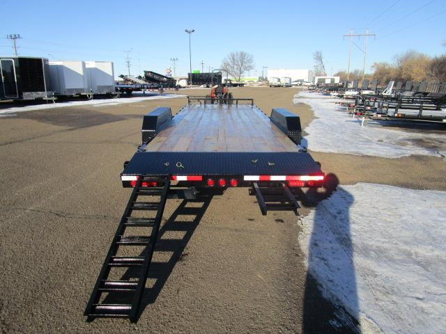 "2019 PJ Trailers 24'x6"" Channel Equipment Trailer"