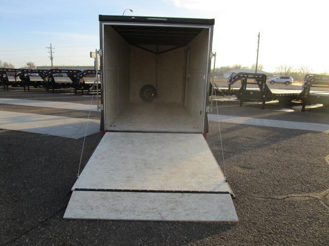 2019 Impact Trailers ISB714TA Enclosed Cargo Trailer