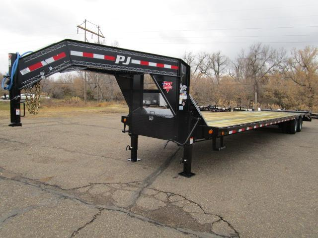 2019 PJ Trailers 40' Low-Pro Flatdeck with Duals Trailer