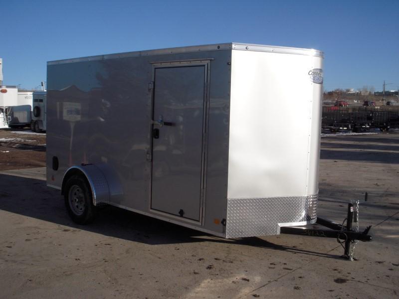 2020 CNCG TXLVVH612SA Enclosed Cargo Trailer