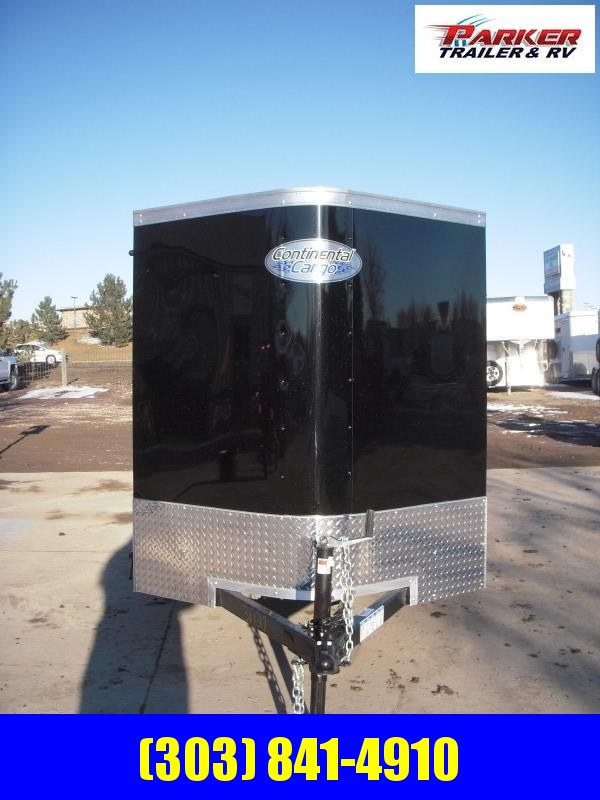 2020 CONTINENTAL CARGO TXLVVH510SA Enclosed Cargo Trailer