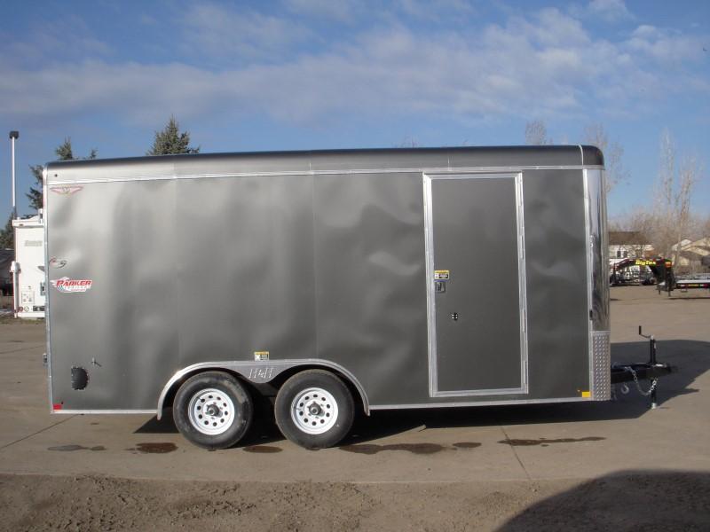 2018 H&H H10116TRT-100 Enclosed Cargo Trailer