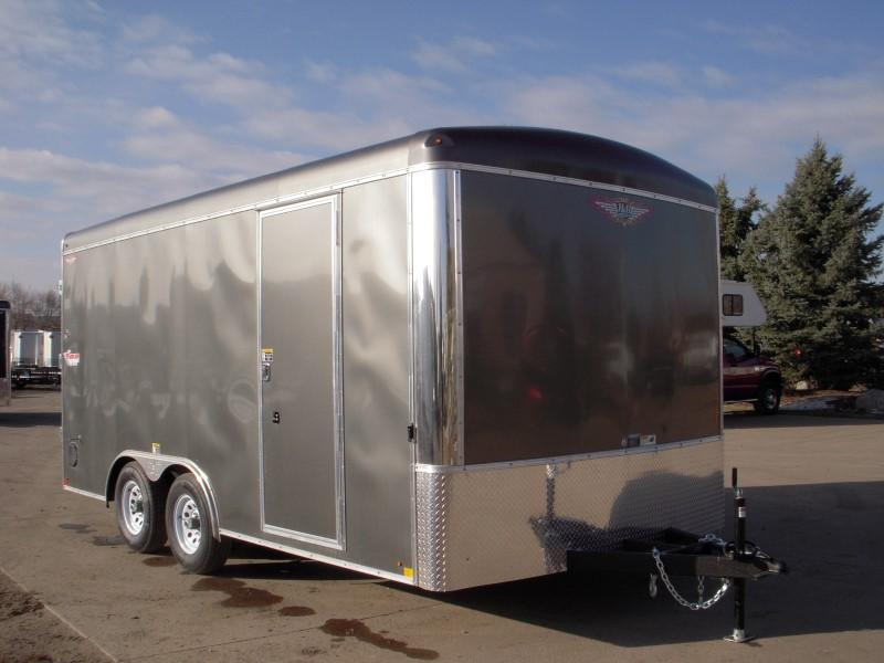 2018 H&H H10116TRT-100 Enclosed Cargo Trailer