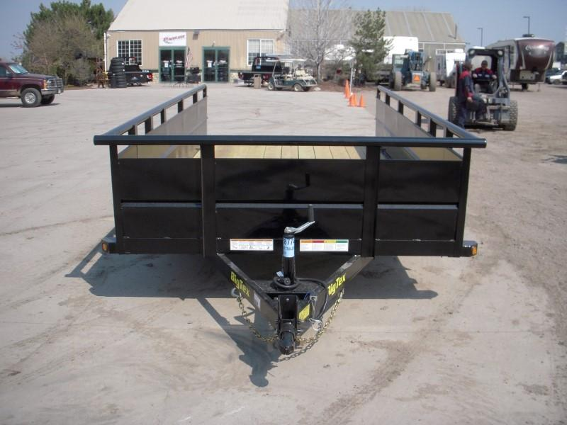 2019 Big Tex Trailers 70TV-14 Utility Trailer
