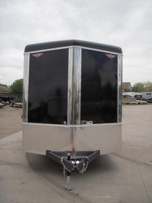 2018 H&H H8414TRTV-070 Enclosed Cargo Trailer