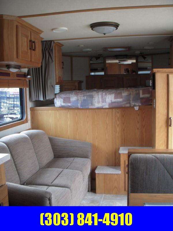 2004 Sundowner Trailers 8014 SIERRA Horse Trailer