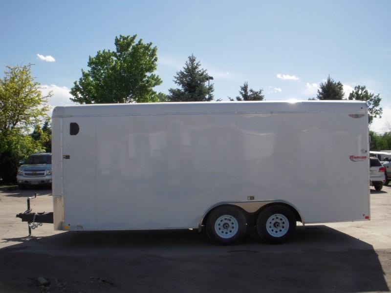 2018 H&H H10118TRT-100 Enclosed Cargo Trailer