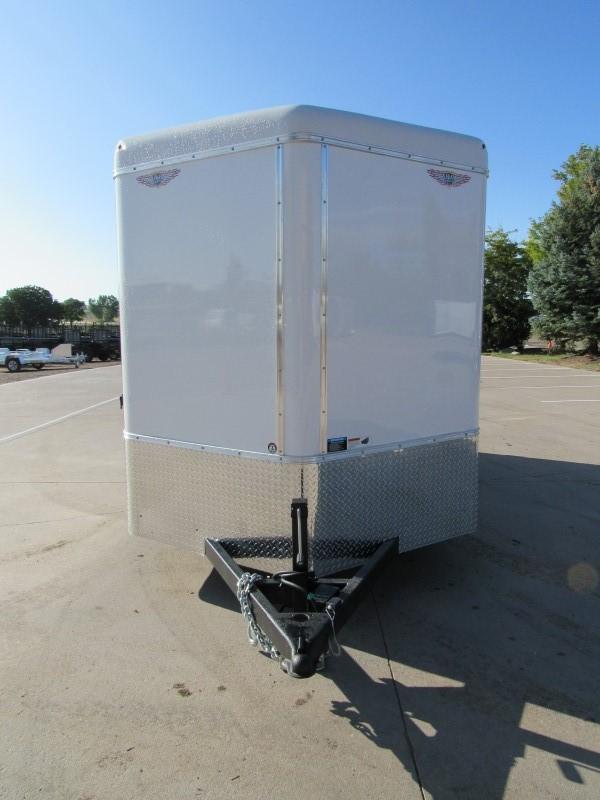 2020 H&H H8414TRTV-100 Enclosed Cargo Trailer