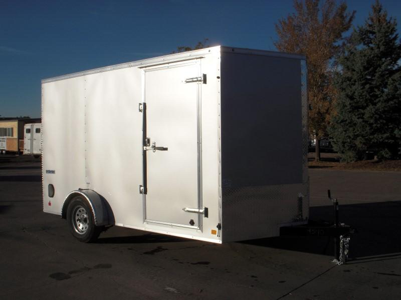 2019 CNCG VHW712SA Enclosed Cargo Trailer