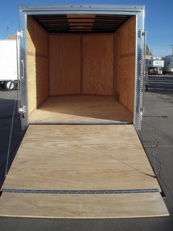 2019 CNCG VHW712SA Enclosed Cargo Trailer