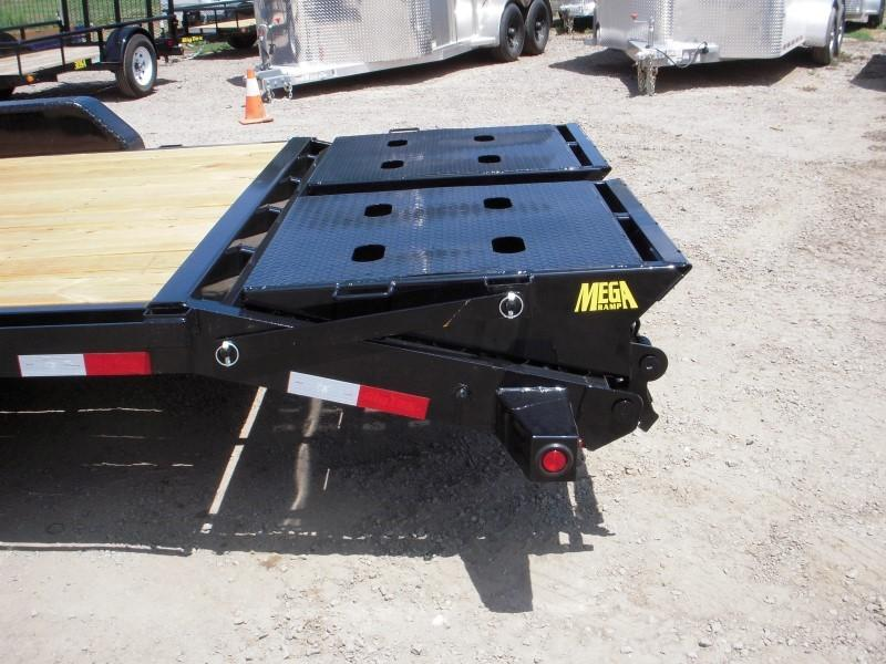 2019 Big Tex Trailers 14ET-20BK-MR Flatbed Trailer