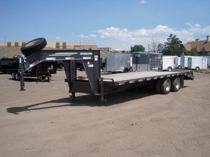 2011 TRAVALONG 20KGN20+4 Flatbed Trailer