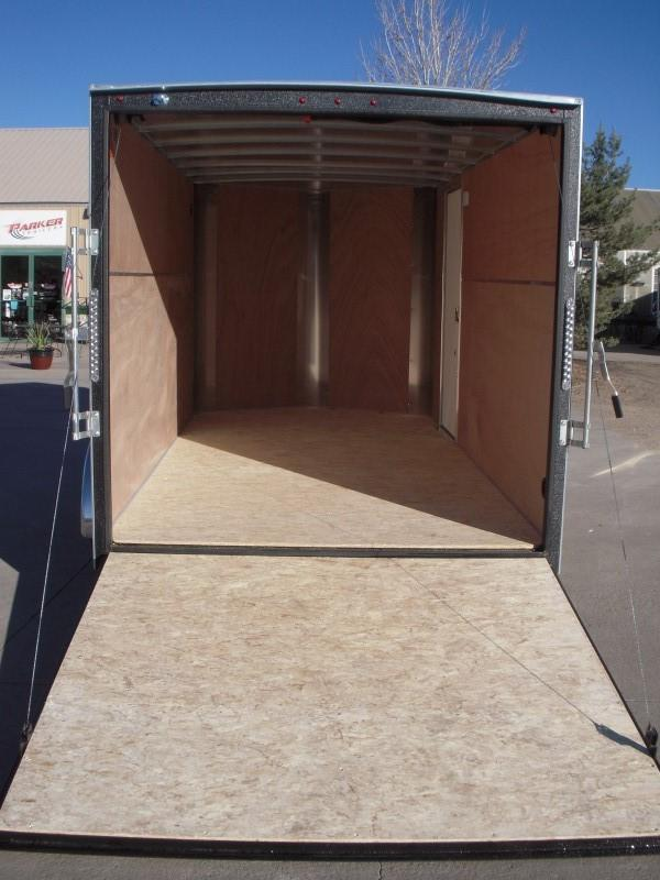 2019 H&H H8414TFTV-070 Enclosed Cargo Trailer