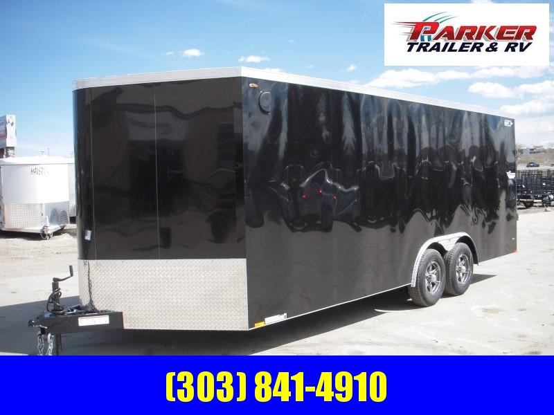 2019 LEGEND STV8.5X22TA52 Enclosed Cargo Trailer