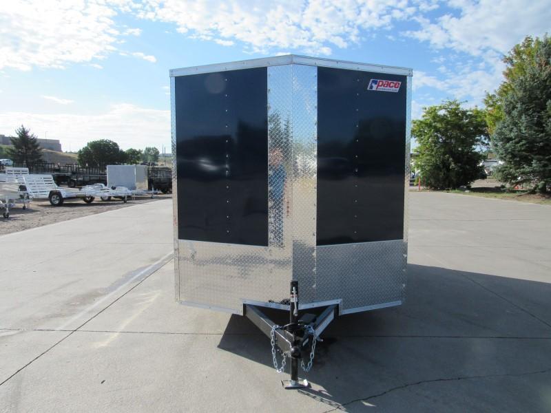 2020 PACE OB7X12SE2 Enclosed Cargo Trailer