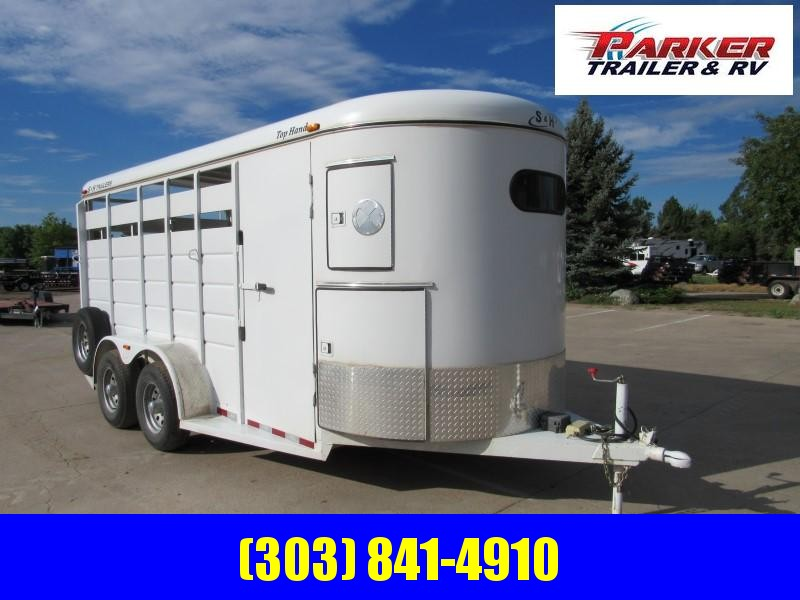 2012 SHTR 3HSTOCKCOMBO Horse Trailer