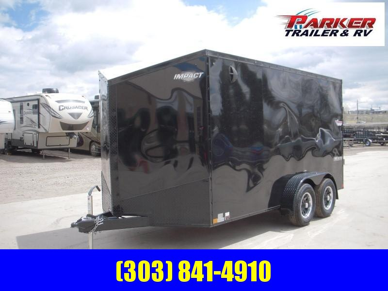 2020 IMPACT ITB714TA2 Enclosed Cargo Trailer