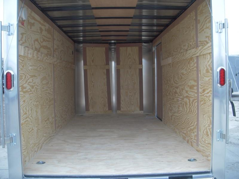 2018 Carry-On 7X16CGRBN Enclosed Cargo Trailer