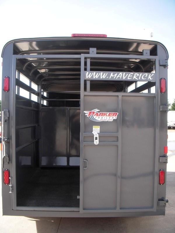 2018 Maverick MAVST17-9.9K SLD Horse Trailer