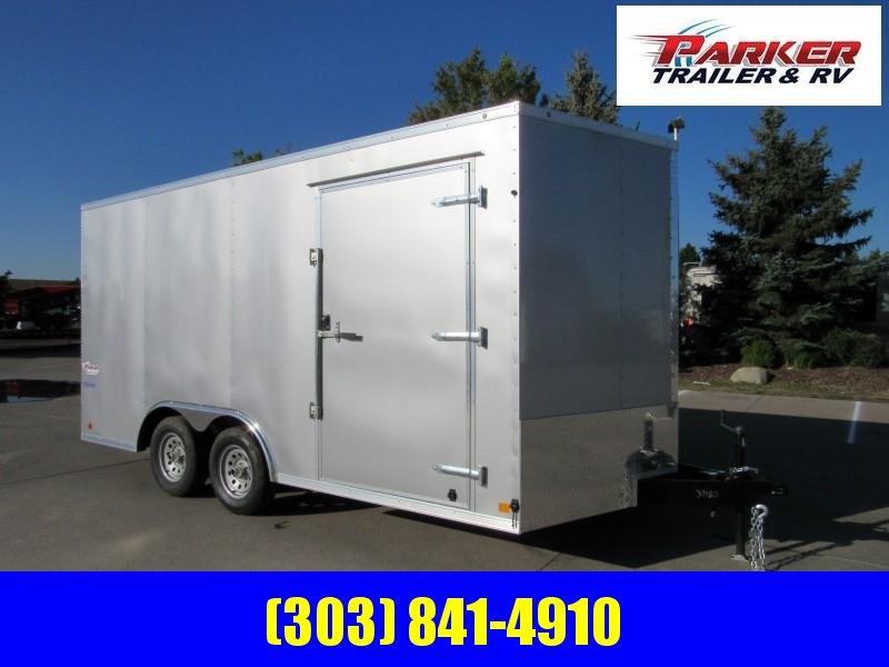 2020 CONTINENTAL CARGO TXVHW8.516TA2 Enclosed Cargo Trailer