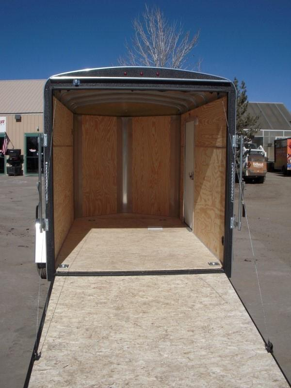 2018 H&H H7210SCAV-035 Enclosed Cargo Trailer