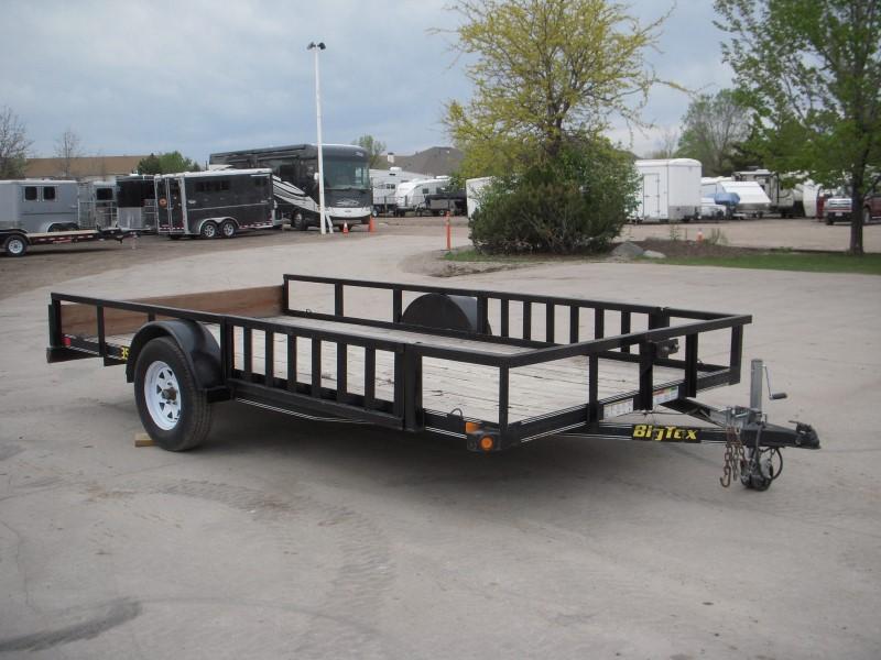 2010 Big Tex Trailers 35SAX-14 Utility Trailer