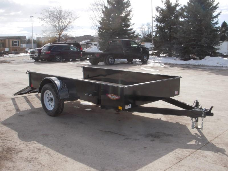 2019 H&H H6610SS-030 Utility Trailer