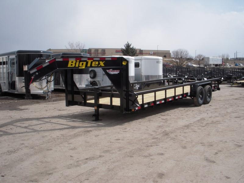 2019 Big Tex Trailers 14GP-24BK Utility Trailer