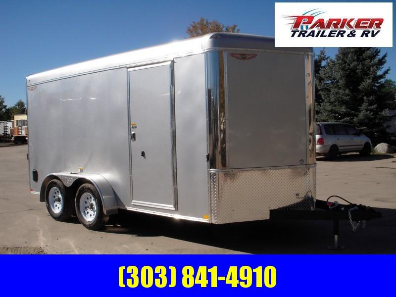 2019 H&H H8414TRTV-070 Enclosed Cargo Trailer