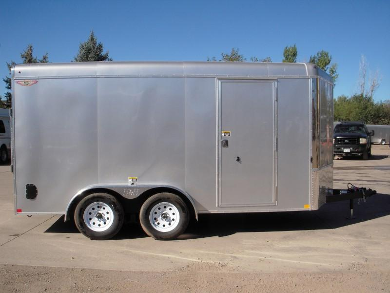 2019 H&H H8414TRTV-070 Enclosed Cargo Trailer