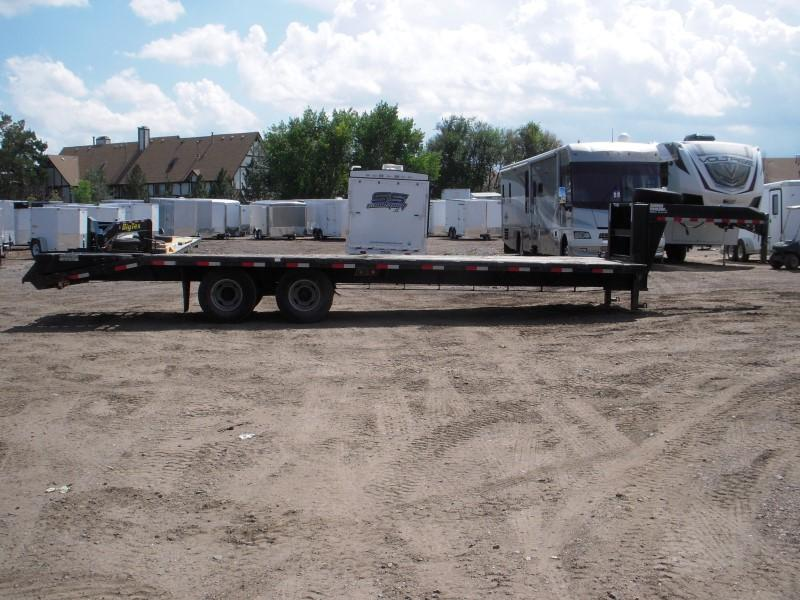 2006 CB 20KGN 20+4 Flatbed Trailer