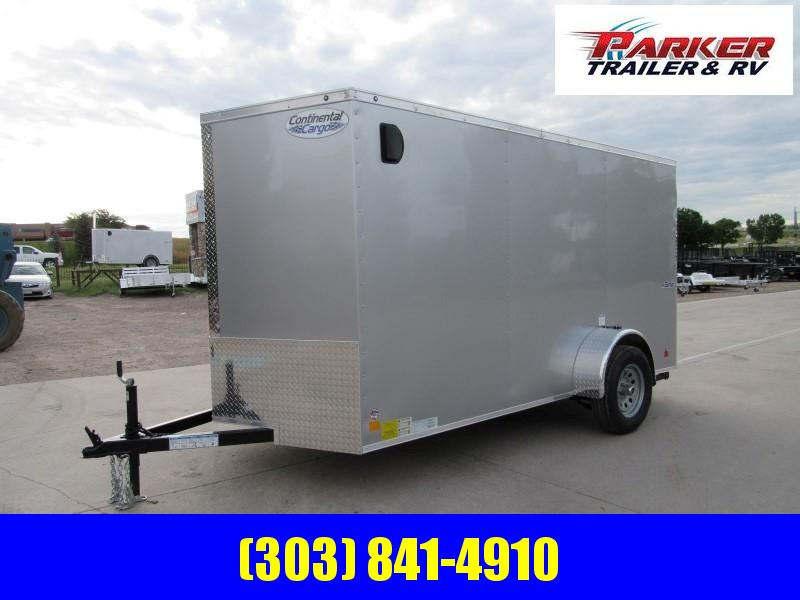 2020 CONTINENTAL CARGO TXVHW612SA Enclosed Cargo Trailer