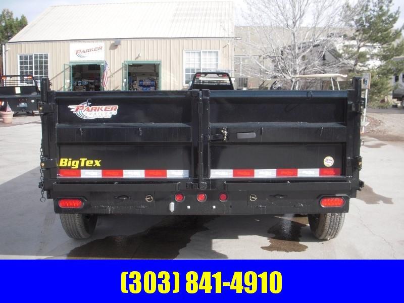 2020 Big Tex Trailers 10SR-12XLBK7SIR Dump