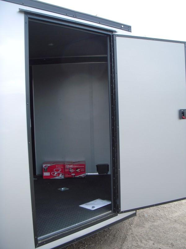 2018 CONTINENTAL CARGO TXTW714TA2 Enclosed Cargo Trailer