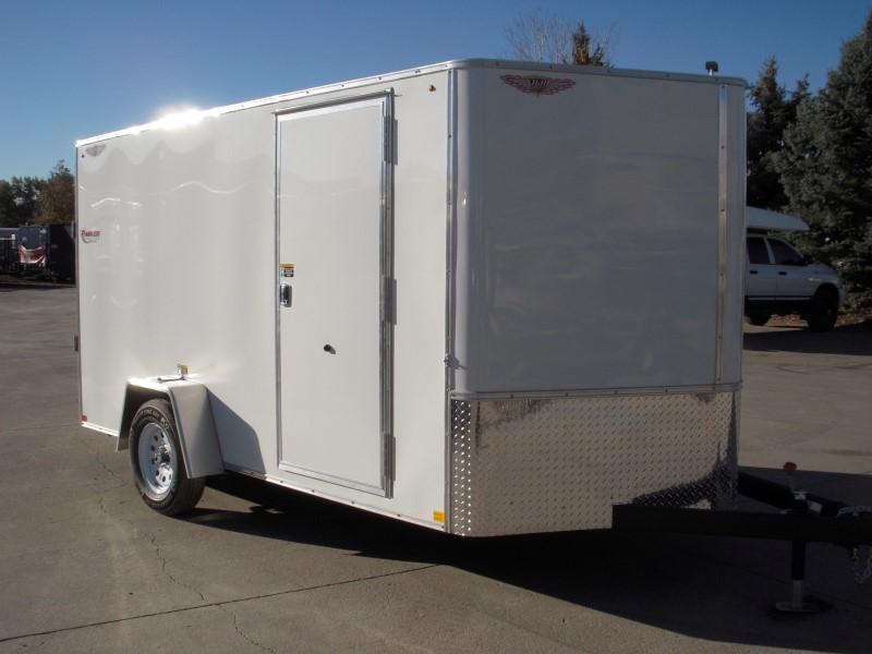 2019 H&H H8412SFTV-035 Enclosed Cargo Trailer