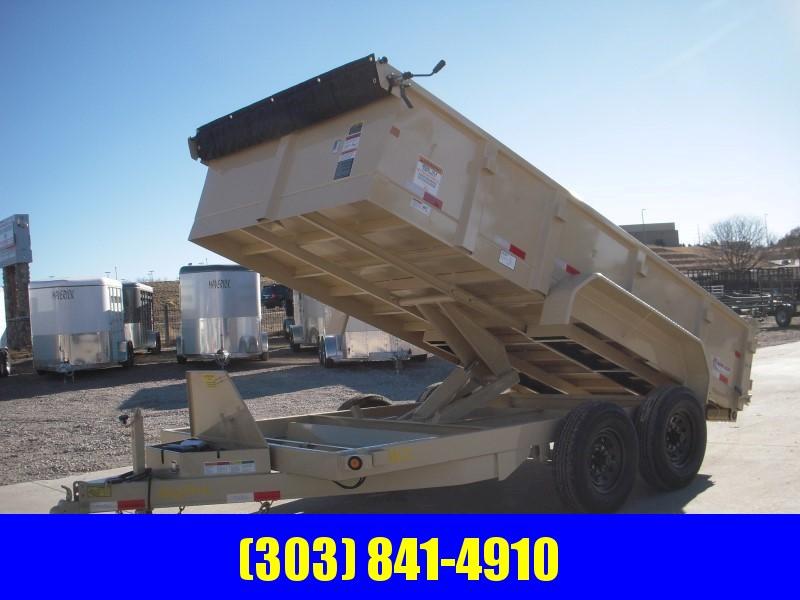 2019 Big Tex Trailers 14LX-14 Dump